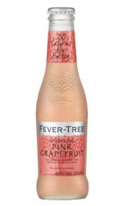 Acqua Tonica Pink Grapefruit Fever Tree 0,20 l -Confezione 4 bottiglie Fever Tree