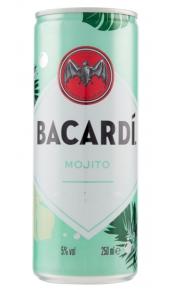 Bacardi Mojito Lattina 0.25cl Bacardi