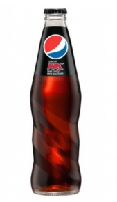Pepsi Max Zero 0,33 l  Vetro Pepsi