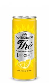 The Limone San Benedetto Lattina 0.33 x 6 San Benedetto