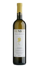 """Chardonnay DOC """"Ronco Bernizza"""" Venica&Venica"""