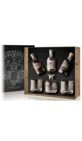 Set Cocktail Negroni -Marzadro- Marzadro