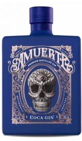 Gin Amuerte Coca Leaf Blu Limited Edition 0,70 Amuerte Gin