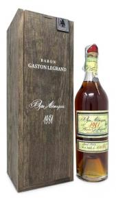 Bas Armagnac Legrand 1981 Baron Gaston Legrand
