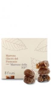 Marron Glaces 150 gr 8 Frutti IGP Agrimontana