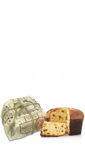 Panettone Lazzaroni Bollicine 750 gr chiostro di saronno