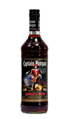 Rum Captain Morgan Black 1 lt online