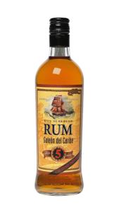 Rum Galeon del Caribe 5 anni 0,70 lt online