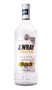 Rum J.Wray & Nephew Silver 1 lt online