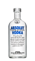 Vodka Absolut 0,70 lt Absolut