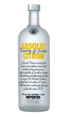 Vodka Absolut Citron 1 lt Absolut