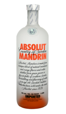 Vodka Absolut Mandarin 1 lt Absolut