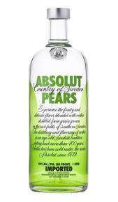 Vodka Absolut Pears 1 lt online