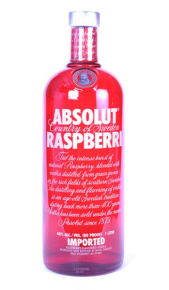 Vodka Absolut Raspberry 1 lt online