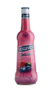 Vodka Keglevich Frutti di Bosco 0,70 lt Keglevich