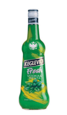 Vodka Keglevich Menta Verde 0,70 lt Keglevich