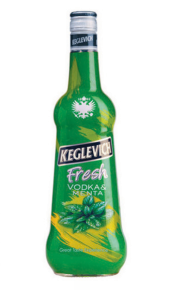 Vodka Keglevich Menta Verde 1 lt Keglevich