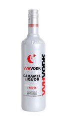 VVH Caramel Vodka 0,70 lt Rives