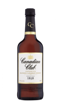 Whisky Canadian Club 0,70 lt Canadian Club