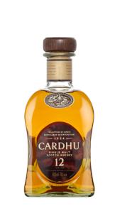 Whisky Cardhu 12 anni online