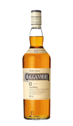 Whisky Cragganmore 12 anni 0,70 lt Cragganmore