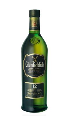 Whisky Glenfiddich 12 anni 0,70 lt Glenfiddich