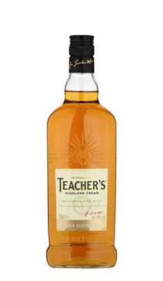 Whisky Teacher's 0,70 lt Teacher's
