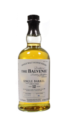 Whisky Balvenie 12 anni Single Barrel 0,70 lt Balvenie