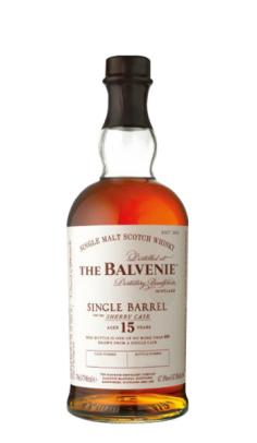 Whisky Balvenie 15 anni Sherry Cask 0,70 lt Balvenie