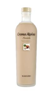 Crema Alpina Nocciola Marzadro 0,70 lt Marzadro