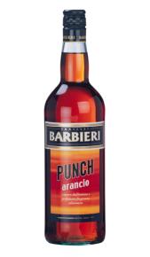 Punch Arancio Barbieri 1 lt Barbieri