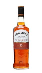 Whisky Bowmore Darkest 15 anni online