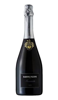 Franciacorta Satén DOCG 0,75 lt Barone Pizzini