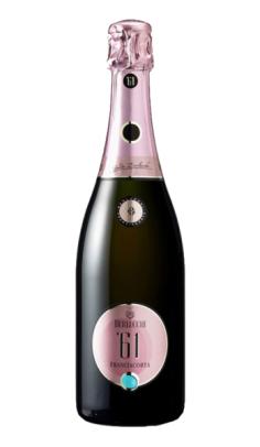 """Franciacorta Rosé """"'61"""" 0,75 lt Berlucchi"""