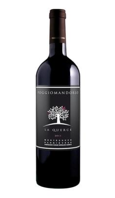 """Montecucco Sangiovese """"La Querce"""" Poggio Mandorlo"""
