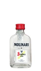 Sambuca Extra Molinari 0,10 lt mignon online