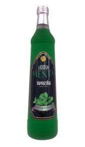 Vodka Polini Menta 0,70 lt Polini