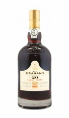 Port Graham's 20 Years W. & J. Graham's