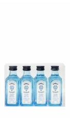 Gin Bombay mignon 4 pezzi