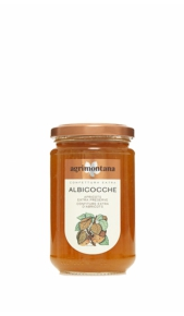 Confettura Agrimontana Extra Albicocche 350 gr