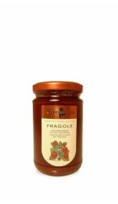 Confettura Agrimontana Extra Fragole 350 gr