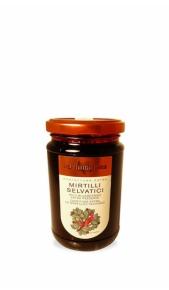 Confettura Agrimontana Extra Mirtilli 350 gr