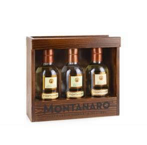 Grappa Montanaro 3 bottiglie 20 cl