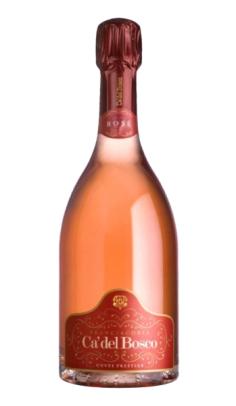 """Franciacorta Rosé """"Cuvée Prestige"""" Ca' del Bosco"""