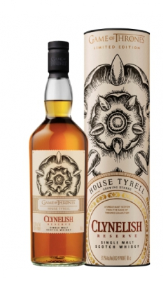 "Single Malt Scotch Whisky ""Game of Thrones House Tyrell, Reserve"" - Clynelish (0.7l, astuccio) Clynelish"