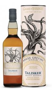 "Single Malt Scotch Whisky ""Game of Thrones House Greyjoy, Select Reserve"" - Talisker (0.7l, astuccio) Talisker"