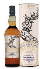 "Highland Single Malt Scotch Whisky ""Game of Thrones House Baratheon"" 12 years old - Royal Lochnagar (0.7l, astuccio) Royal Lochnagar"