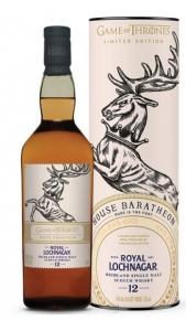 """Highland Single Malt Scotch Whisky """"Game of Thrones House Baratheon"""" 12 years old - Royal Lochnagar (0.7l, astuccio) Royal Lochnagar"""