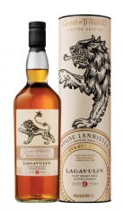 "Islay Single Malt Scotch Whisky ""Game of Thrones House Lannister"" 9 years old - Lagavulin (0.7l, astuccio) Lagavulin"