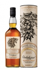 "Highland Single Malt Scotch Whisky ""Game of Thrones House Stark"" - Dalwhinnie (0.7l, astuccio) Dalwhinnie"